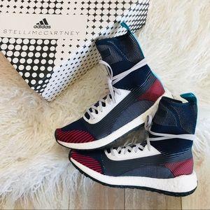 NWT Adidas Stella McCartney Pulseboost HD Mid